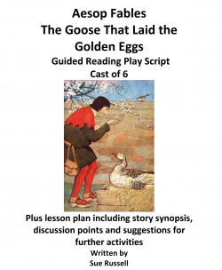 Aesop Fables - The Goose