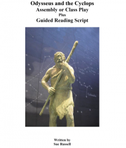 Greek Myths Odysseus and the Cyclops Assembly and Guided Reading Script