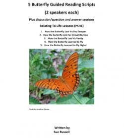 PSHE butterflies